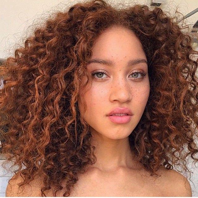 Curls: @curlyhairedbeauties