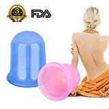Review for Anti Cellulite Cup 2PCS- Cupping Therapy Cellulite Vacuum Suction Cups for Face/... - Penny Gezzar - Blog Booster