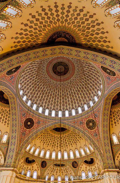Kocatepe Mosque .Ankara:Turkey
