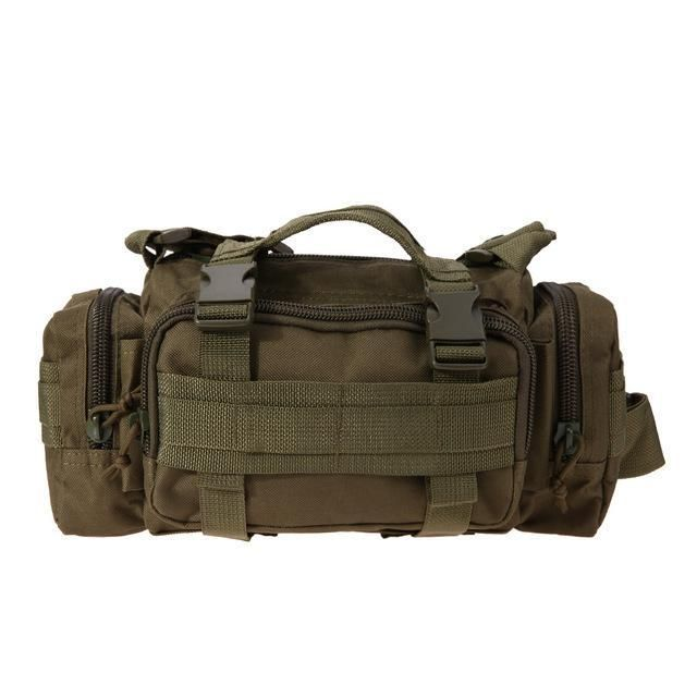 Military Grade Tactical Duffle Bag