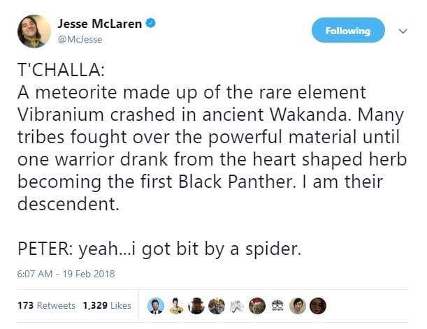 16 Hilarious Reactions To 'Black Panther' That Will Make You Laugh, Cry, And Thirst