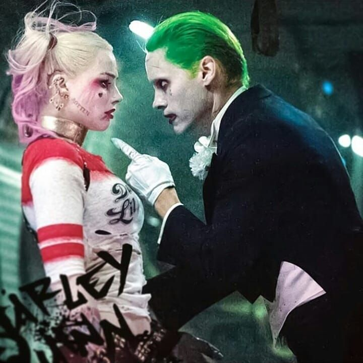 Pin On Joker And Harley Mad Love