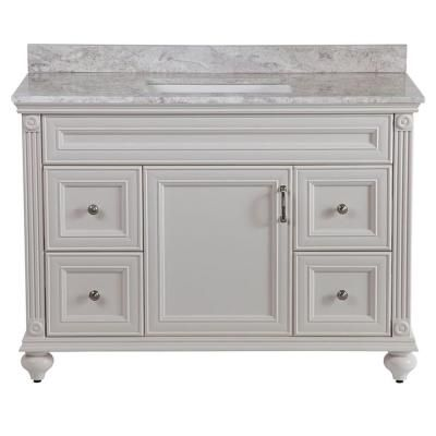 48 vanity vanity tops and vanities on pinterest for Bathroom vanities home depot expo