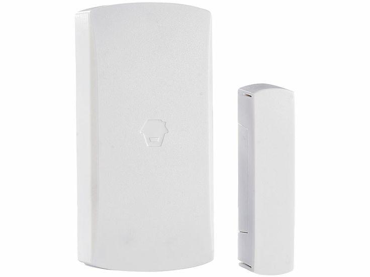 VisorTech Tür & Fenstersensor für XMD 110/ 3200.pro/ 4800.pro
