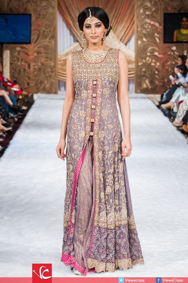 Shazia kiani 39 s collection at pakistan fashion week 7 Pakistani fashion designers