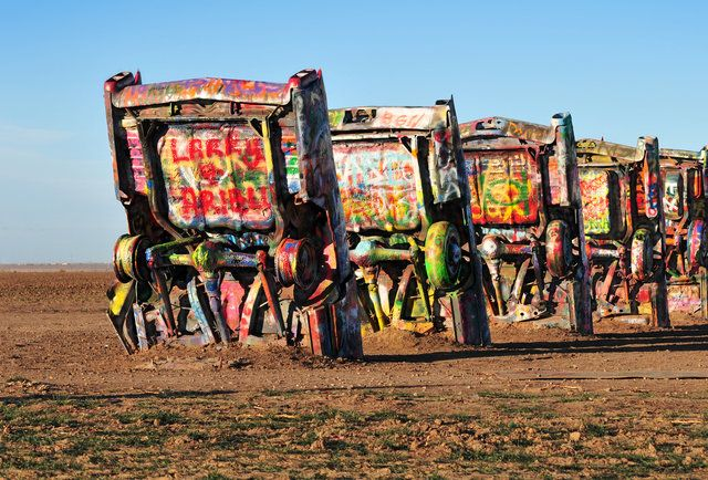 The Weirdest Roadside Attraction in Every State ~ via  www.thrillist.com/travel/nation/weird-roadside-attractions-strangest-road-trip-sights