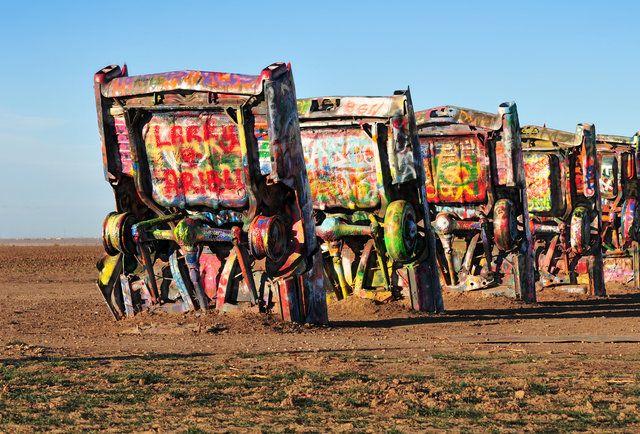 The Weirdest Roadside Attraction in Every State ~ via  www.thrillist.com/travel/nation/weird-roadside-attractions-strangest-road-trip-sights