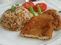 Tavuk Şinitzel Resimli Tarifi - Yemek Tarifleri