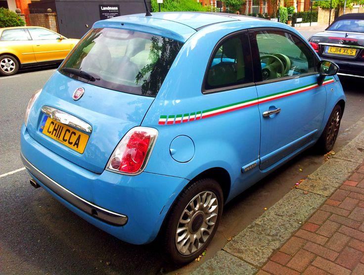 London, Battersea  So unmistakably Italian … in London !