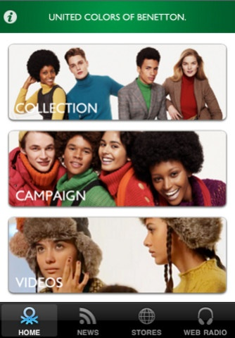 Here all the new Benetton spring summer collections and where to find them