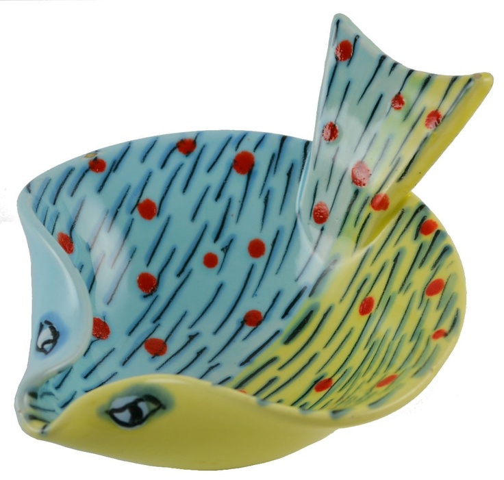 1000 images about modernist lss on pinterest ceramics for Fish shaped bowl
