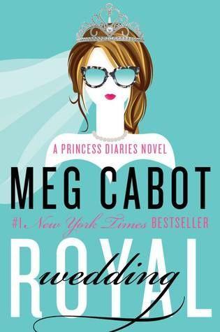 Kathy J. - Royal Wedding by Meg Cabot.