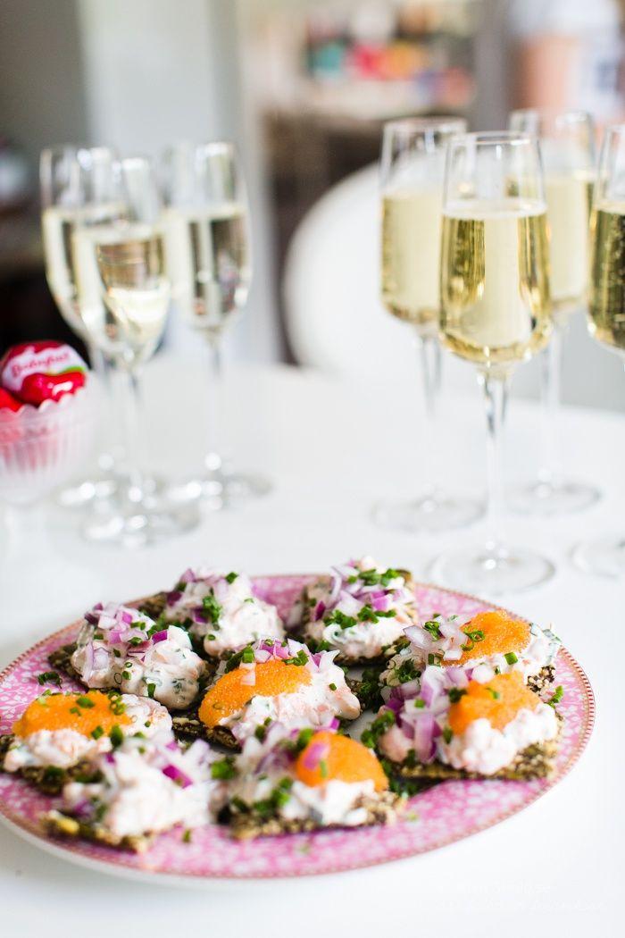 Goda och hälosamma recept till Nyår!