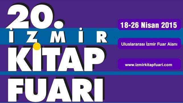TÜYAP Kitap Fuarları, baharı 20. kez İzmir'de karşılıyor.  http://www.edebiyathaberleri.com/haber/568/20-izmir-kitap-fuarina-hazir-olun.html  @TuyapFuarcilik