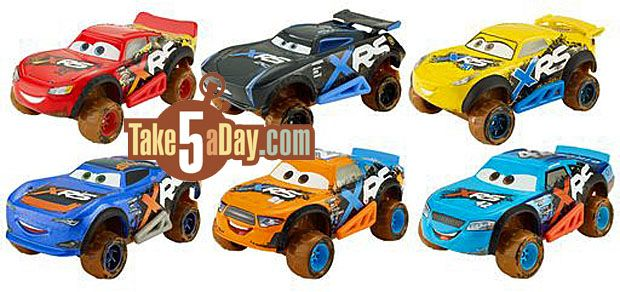 Blog Archive Mattel Disney Pixar Cars 3 Xtreme Racing Series Xrs Expanded Universe Diecasts In 2020 Disney Pixar Disney Pixar Cars Pixar