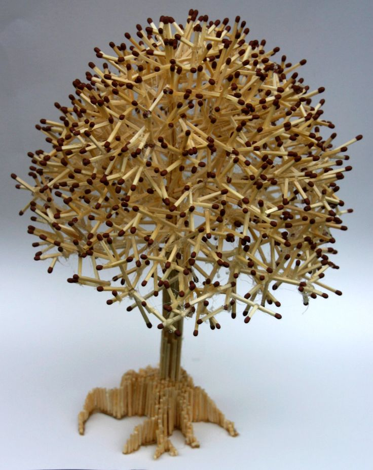 Matchstick Art Craft