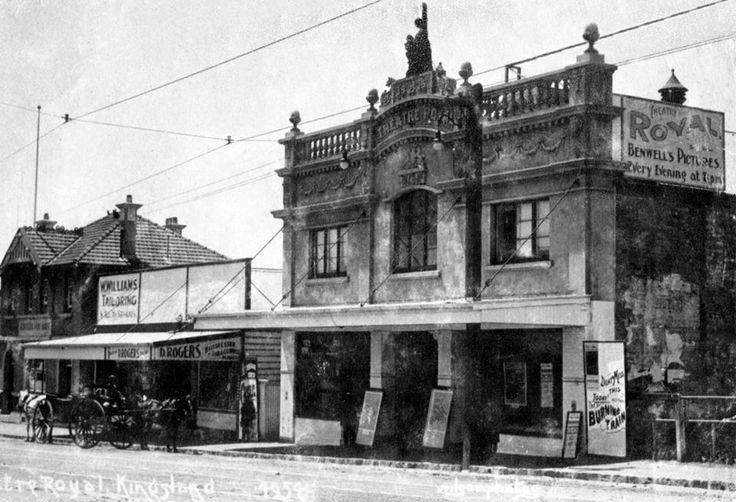 KingslandNZ-Theatre Royal Built 1918