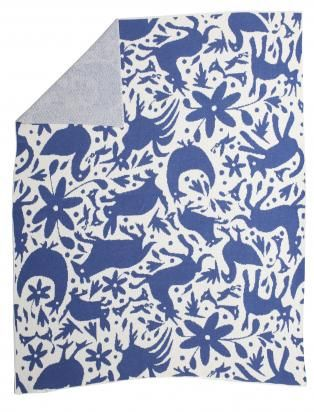 Cheeky Tenango Throw (Otomi Style throw)