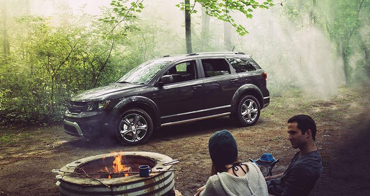 The 2017 #Dodge #Journey. Forged From #Adventure. Where will it take you? #FieldsCJDR #Sanford #Florida