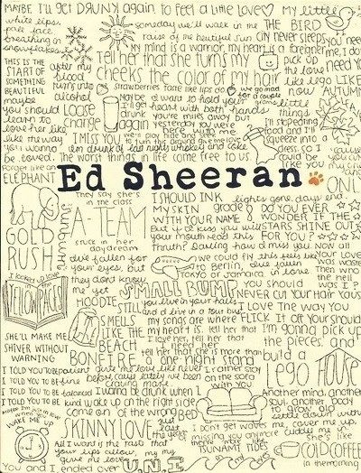 Ed Sheeran Lyrics  Loose Change +