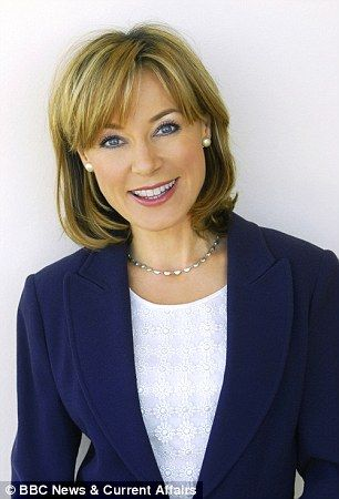 Former BBC breakfast host Sian Williams (pictured) has been named as Channel 5's new main ...