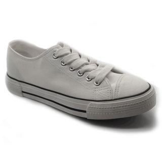 Women's White Sneaker Shoes