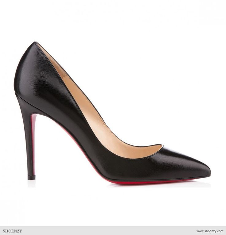 Pigalle Kid 100mm by Christian Louboutin @Shoenzy