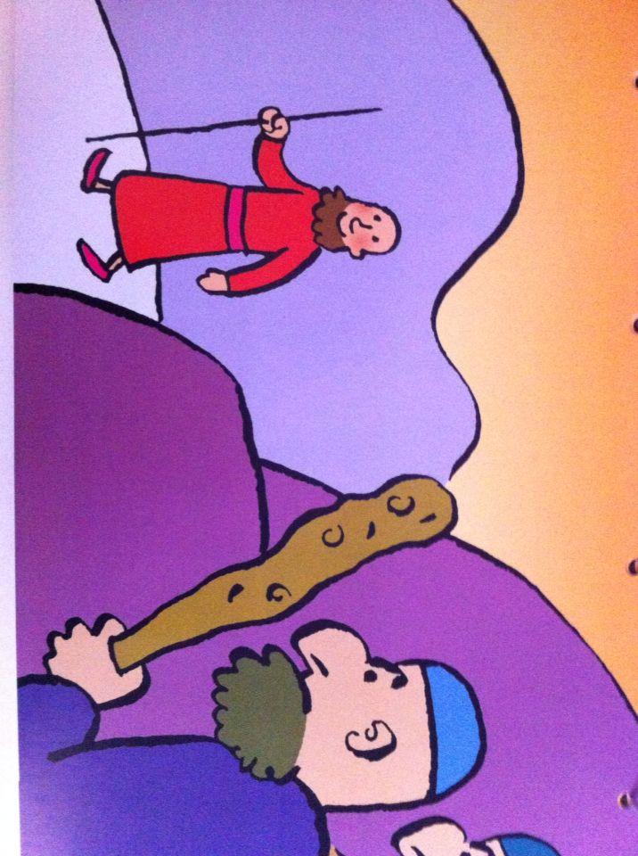De barmhartige Samaritaan (1)