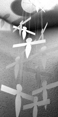 Paper birds from spirited away! DIY. Room decoration.