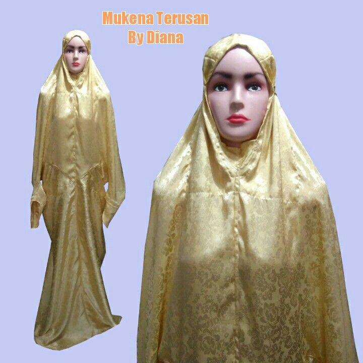 Mukena Kairo Material Jaqat Raflesia Rp 185 Rb 085 222 000 979