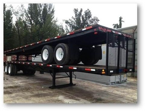 2000 HOBBS Flatbed Trailers For Sale At TruckPaper.com