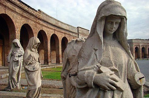 Cementerio General, Santiago, Chile | 18 Hauntingly Beautiful Cemeteries To Visit After You Die