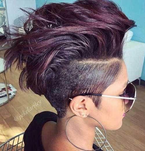 20 Edgy Short Hairstyles and Haircuts