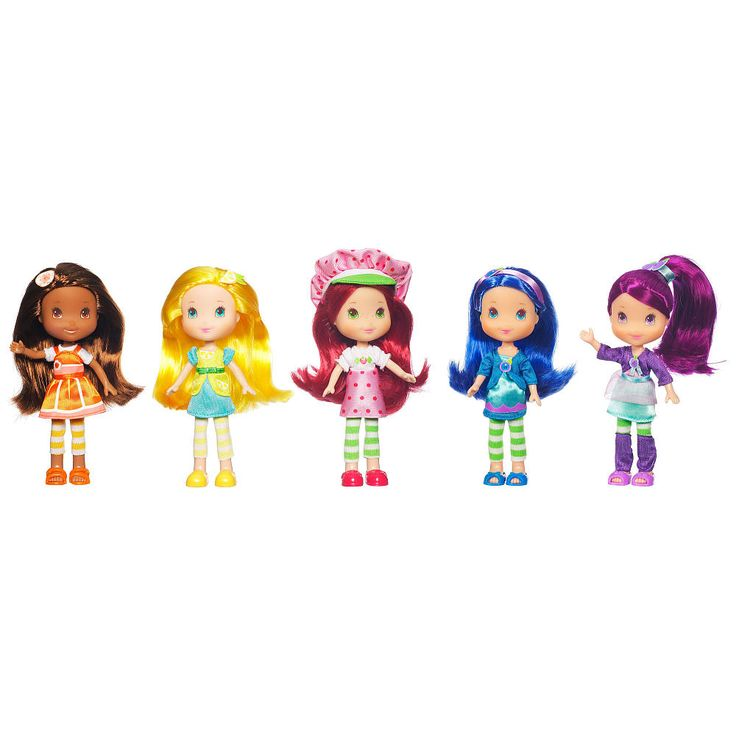 Toys Are Us Christmas Gifts : Strawberry shortcake berry best collection doll set