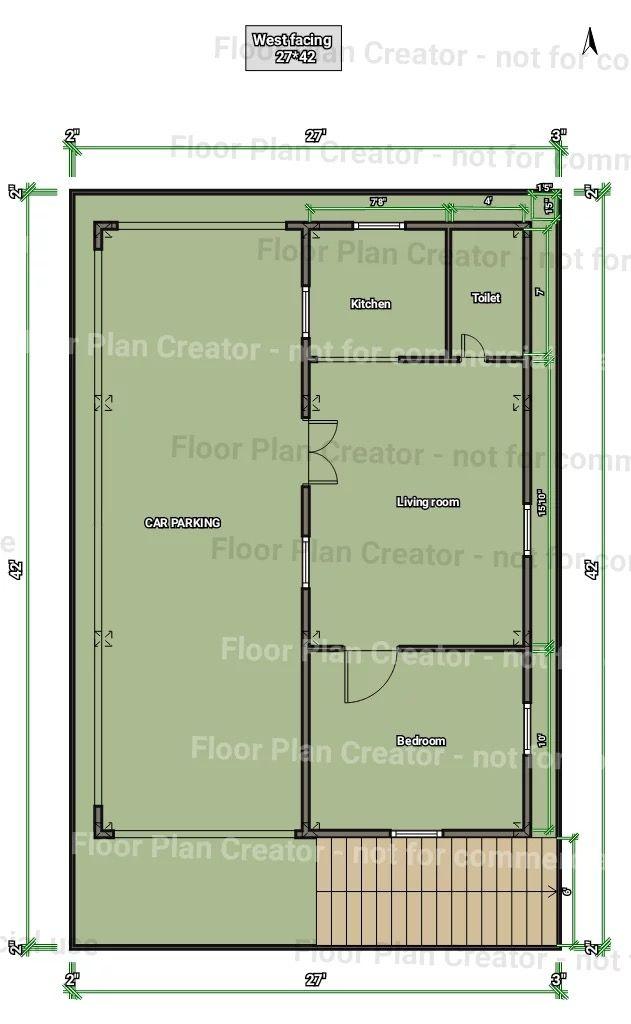 27 42 Ground Floor Floor Plan Creator Floor Plans Dream House Plans