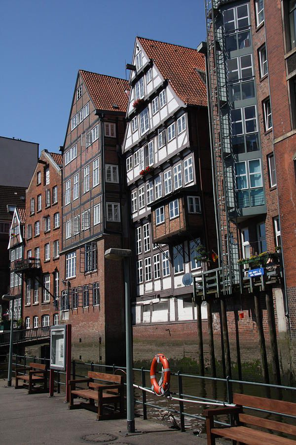 ✯ Old Warehouses in the Habor - Hamburg, Germany