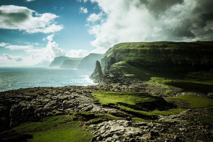 Faroe Islands (Sørvágsvatn) by Maren Schaarschmidt [5184  3456][OS] -Please check the website for more pics