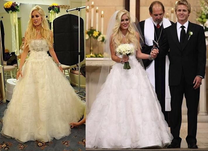 Heidi Montag e Spencer Pratt oficializaram a união no último sábado na California. Se o casamento é mentira, não sei, mas que no fundo eu sou Team Heidi, eu sou! Assim como em The City eu prefiro a Olivia, em The Hills não seria diferente, a Heidi, e sua jeito famosa wannabe me cativa! O …