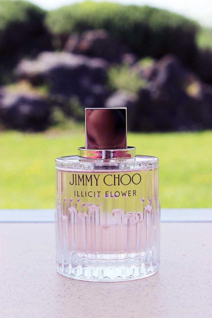profumo donna Illicit Flower Jimmy Choo Fragrance