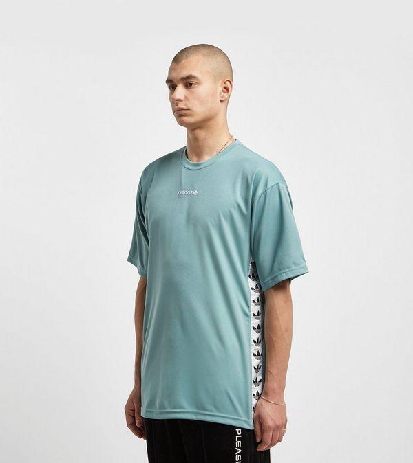 adidas originals tape t shirt