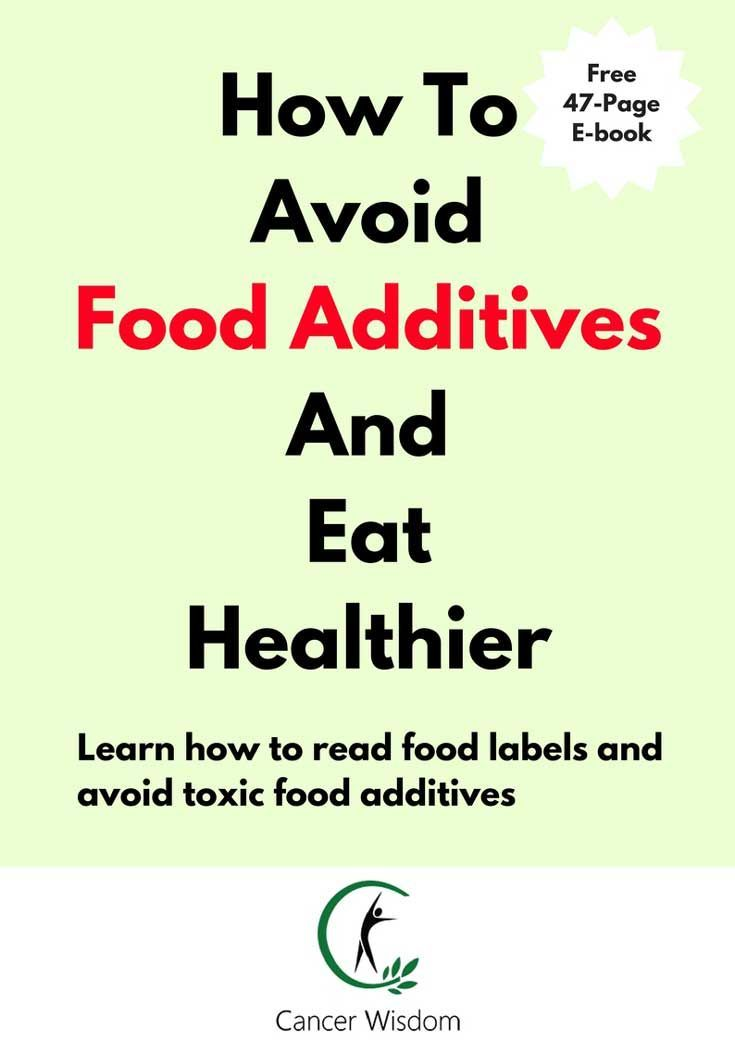 The Ultimate Guide To Food Additives | Reading food labels ...