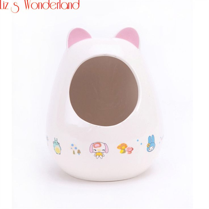 Find More Cages Information about Pet supplies cat cute guinea pigs chinchillas hamsters refreshing cool durable ceramic house rabbit house,High Quality house rabbits,China house ceramic Suppliers, Cheap house pig from Liz's wonderland on Aliexpress.com