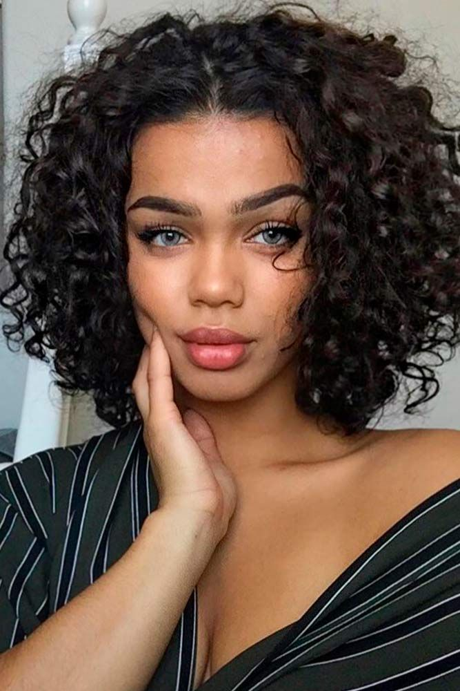24 Stylish Short Curly Hair Looks Beauty Short Curly Hairstyles