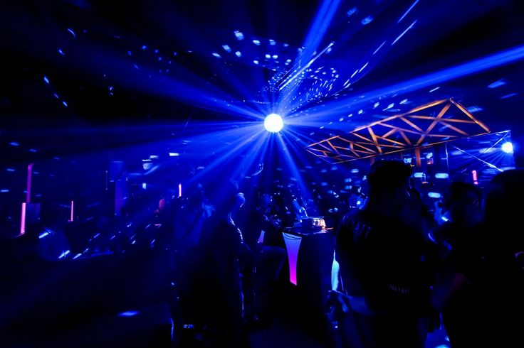 HiResStock » Premium and Free Hires Stock Photos for DesignerFree Hires Abstract: Night Club » HiResStock