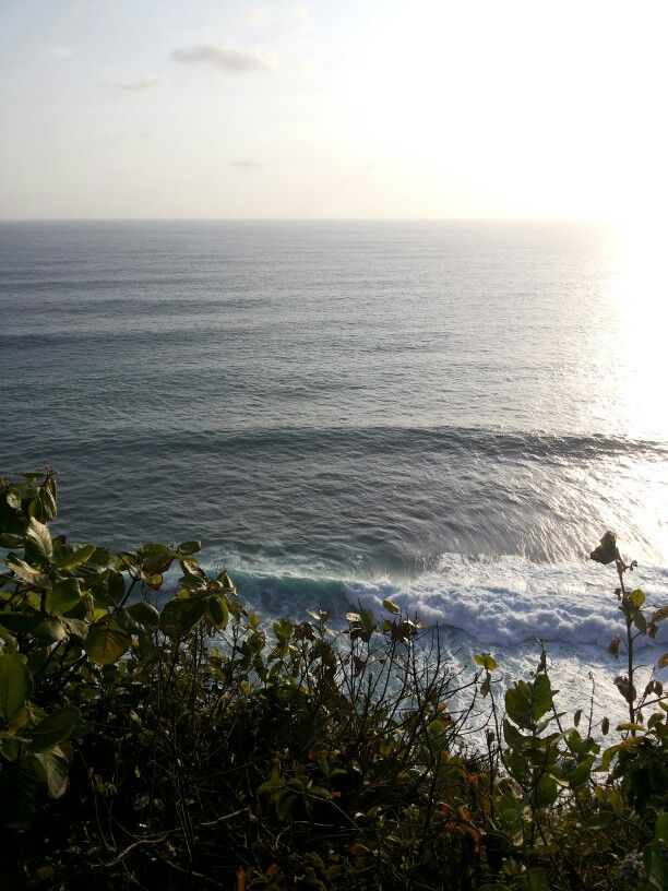 Almost sunset in Uluwatu, Bali