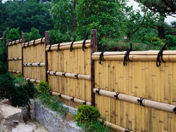 The 25 best Cheap fence ideas ideas on Pinterest  Wood