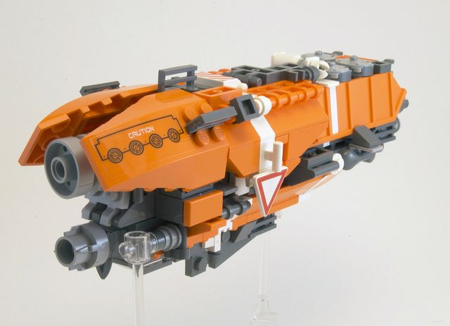 Rear Thrusters | Flickr - Photo Sharing!