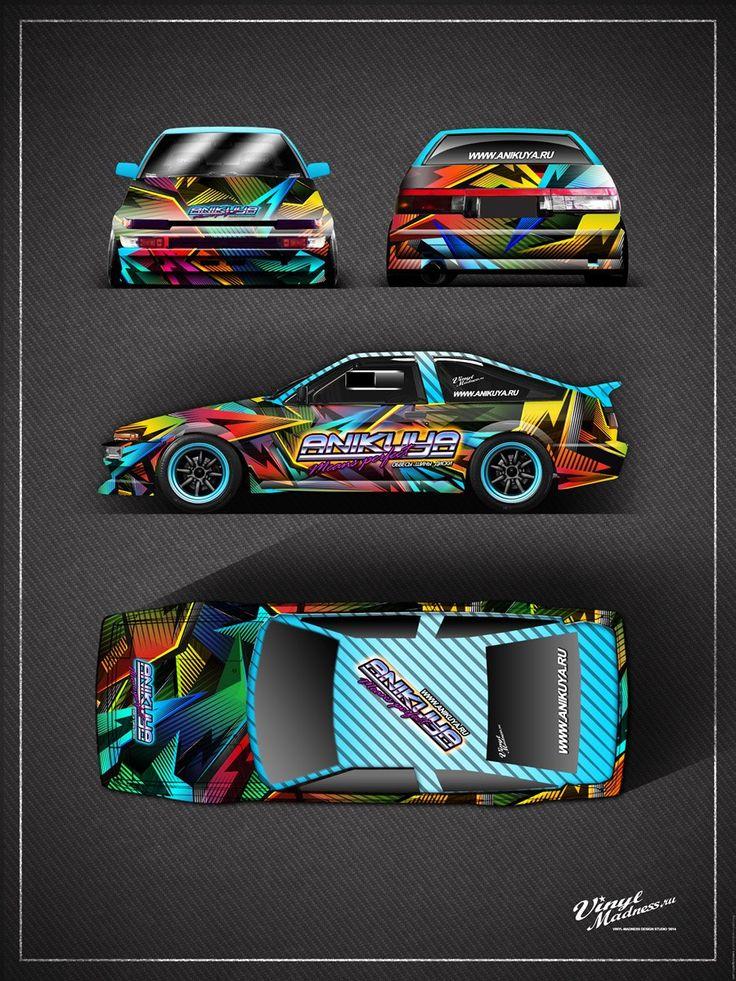 Diy Race Car Wraps