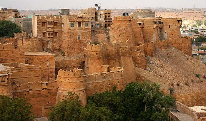 Fortezza di Jaisalmer - India