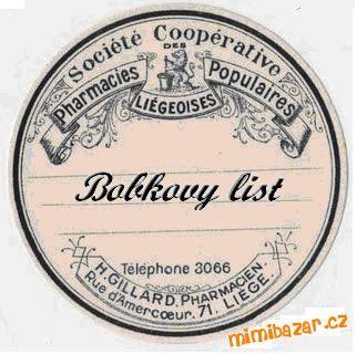 Etikety na koření